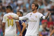 Real Madrid : la prolongation de Sergio Ramos au point mort