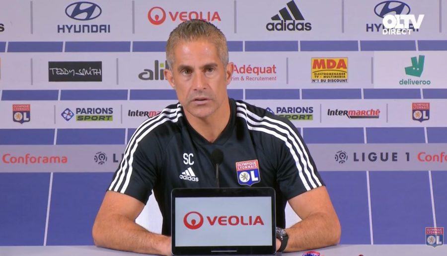 OL : Dembélé et Sylvinho restent confiants avant d'affronter le PSG