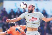 Tottenham a supervisé un buteur kosovar