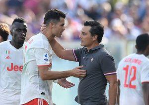 Officiel : Vincenzo Montella licencié par la Fiorentina