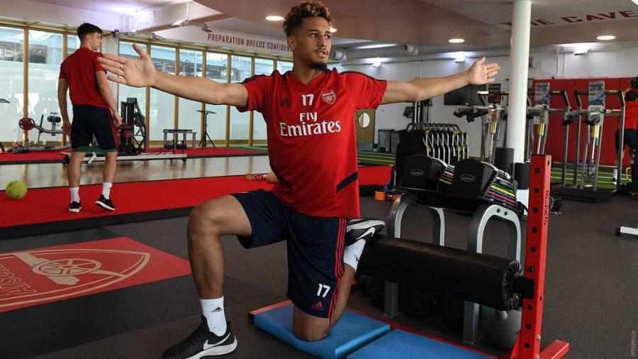 ASSE : William Saliba est retourner à Arsenal pour continuer sa rééducation