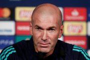 Zinedine Zidane répond aux rumeurs