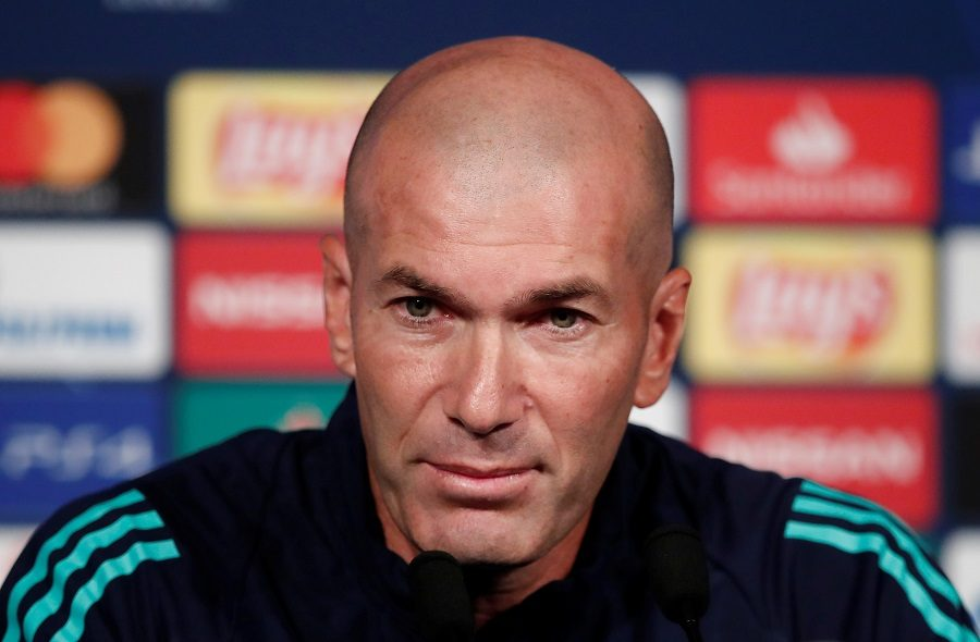 Real Madrid : virer Zidane couterait cher !