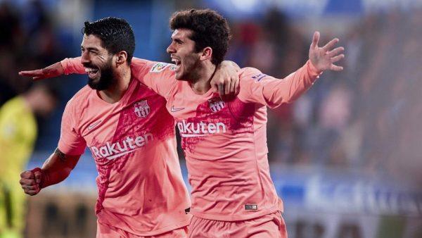 Tottenham passe la seconde pour un jeune barcelonais
