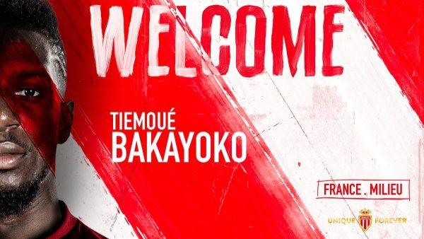 Officiel : Bakayoko revient à Monaco !