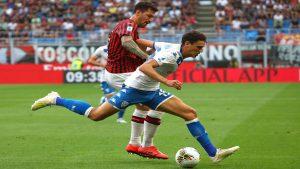 La Juventus se positionne sur Andrea Cistana