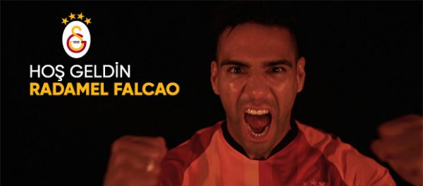 Officiel : Radamel Falcao quitte Monaco pour le Galatasaray