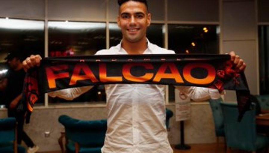 Radamel Falcao est en Turquie !