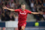 Manchester United a supervisé le nouveau phénomène norvégien