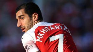 La Roma va faire une offre pour Mkhitaryan
