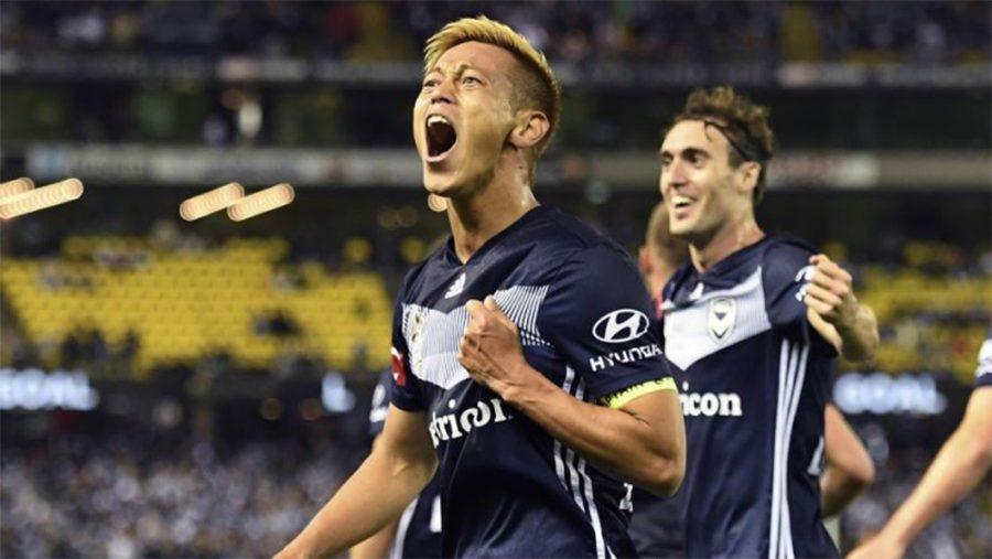 Keisuke Honda propose ses services à un club anglais