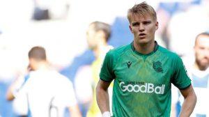 Liverpool passe la seconde pour Martin Odegaard
