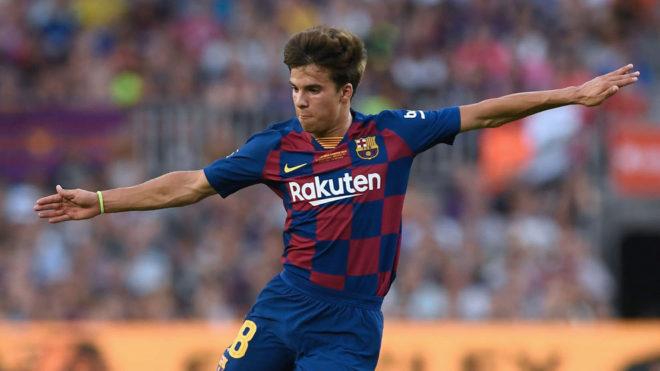 FC Barcelone : le jeune Riqui Puig prêté en D2 ?