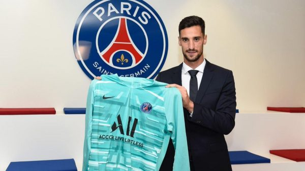 Officiel : Sergio Rico rejoint le PSG