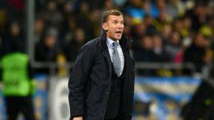 Un retour d'Andriy Shevchenko à l'AC Milan ?