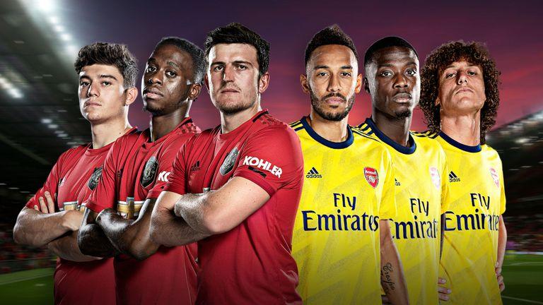 Manchester United – Arsenal : les compos du clash de la 8ème journée de Premier League