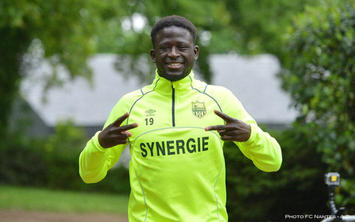Le FC Nantes songe à vendre un joueur en Angleterre