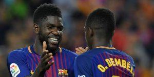 FC Barcelone : Samuel Umtiti aurait une préférence pour son avenir