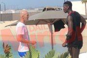 Man United, Real Madrid: Solskjaer et Zidane réagissent à la rencontre Pogba-Zizou