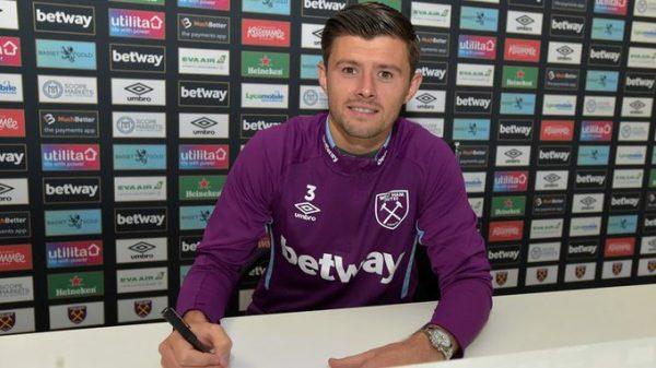 Officiel : Aaron Cresswell prolonge à West Ham