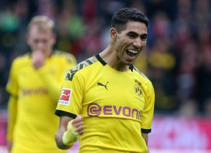 Real Madrid : accord trouvé avec Achraf Hakimi