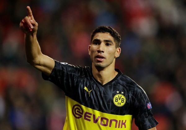 Dortmund : Hakimi chez le rival ?
