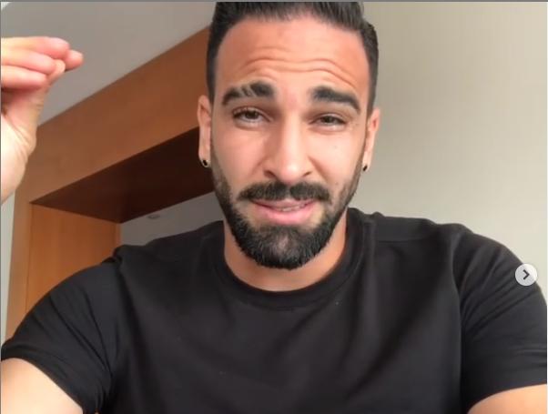 Adil Rami répond à la polémique