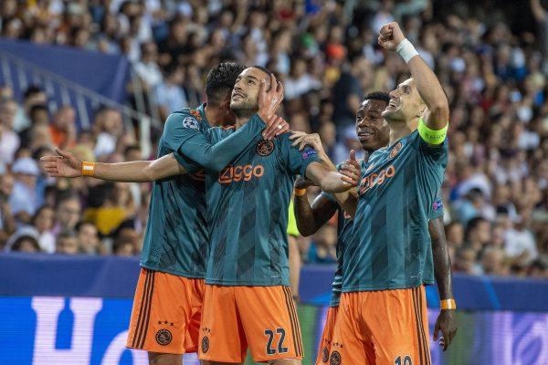 Ligue des Champions : il faudra encore compter sur l'Ajax Amsterdam