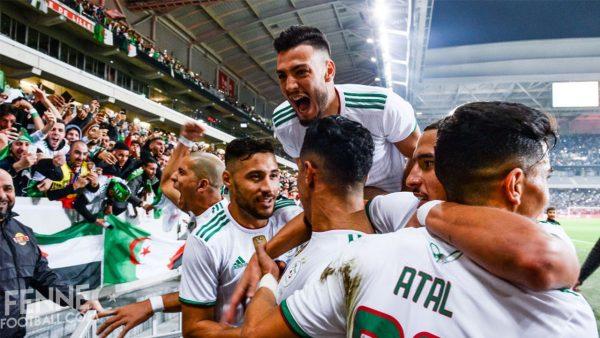 Après avoir terrassée la Colombie, l'Algérie veut affronter la France