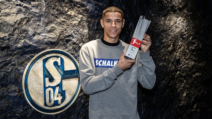 Bundesliga : Amine Harit élu joueur du mois