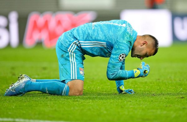 OM : Steve Mandanda vole au secours d'Anthony Lopes