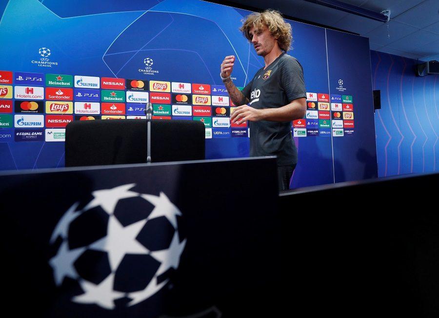 FC Barcelone : Antoine Griezmann sur le départ ?