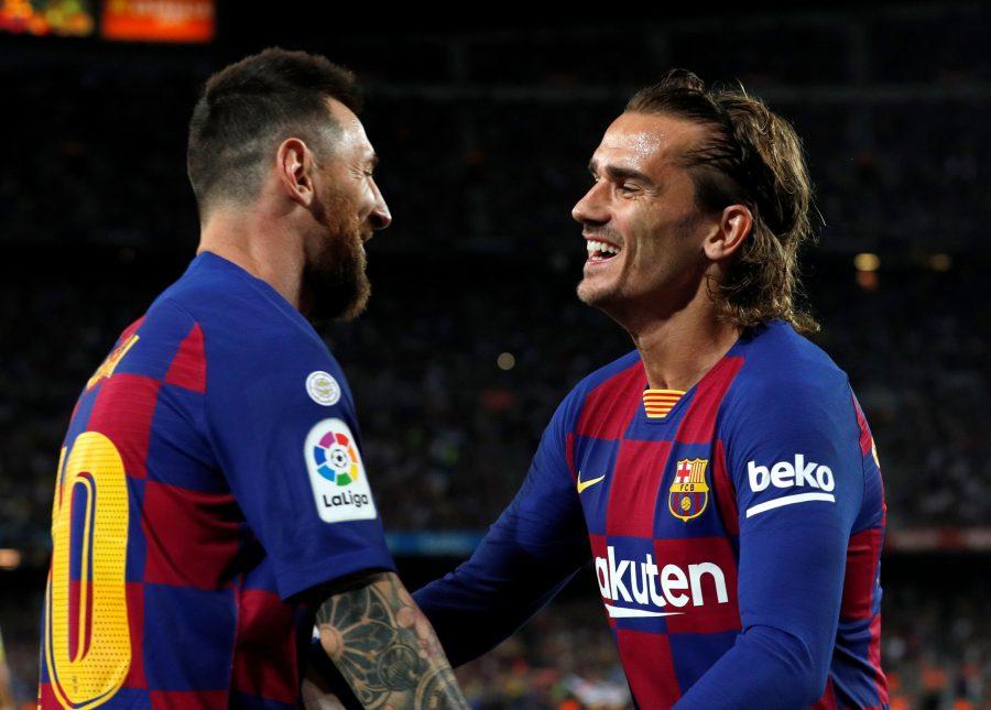 Barça : Antoine Griezmann s'exprime sur son entente avec Lionel Messi