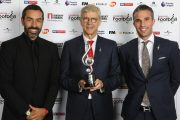 Arsène Wenger introduit au Hall of Fame de Premier League