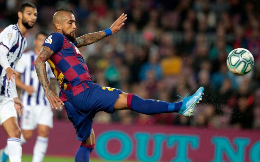 Barça : Arturo Vidal n'est pas satisfait de son temps de jeu
