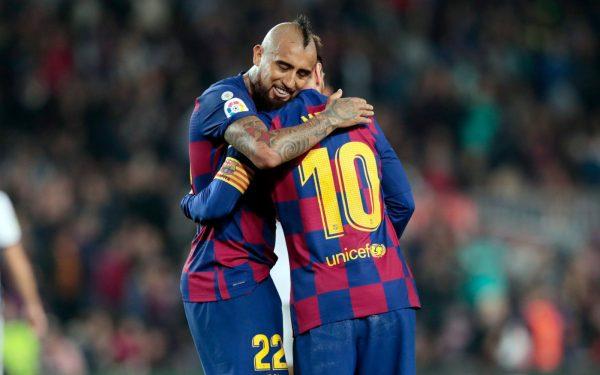 Mercato – FC Barcelone : Arturo Vidal intéresse deux clubs anglais