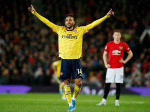 Mercato – Arsenal : l'échange Aubameyang-Jovic en bonne voie ?