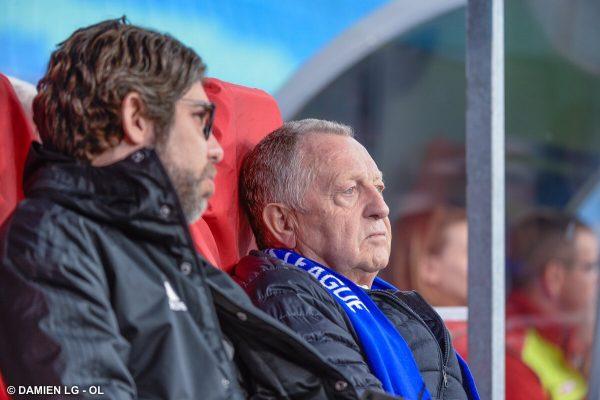 OL : bientôt la retraite pour Jean-Michel Aulas ?