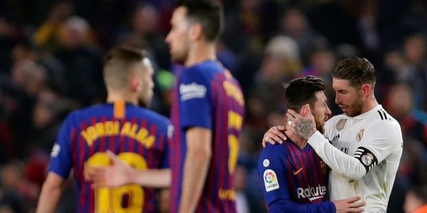 Officiel : le clasico reporté en raison de la situation tendue à Barcelone
