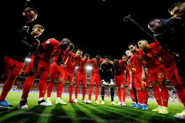 Euro 2020 – Qualification : La Belgique tête de série ?
