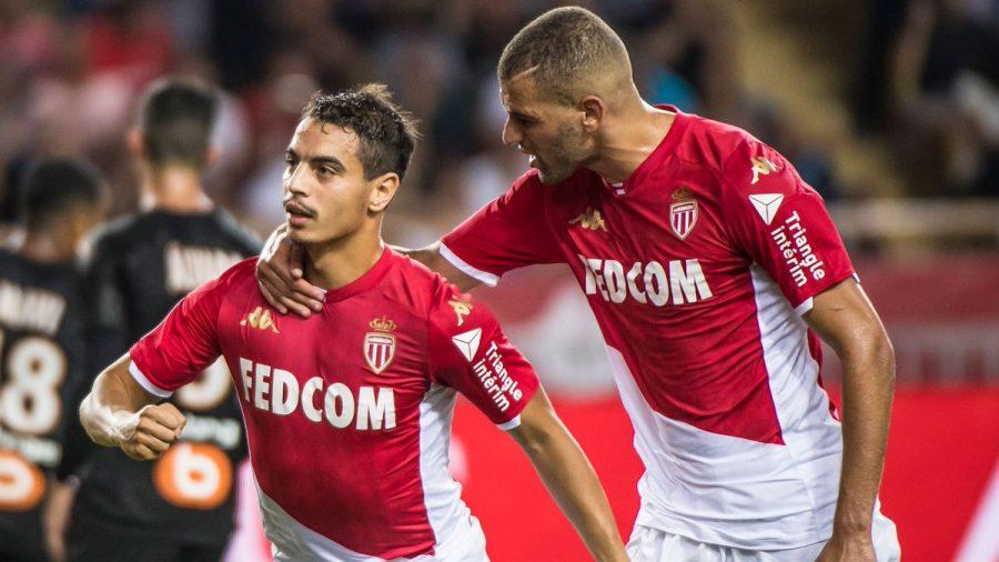 AS Monaco : le duo Ben Yedder-Slimani parmi les meilleurs d'Europe
