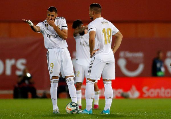 Arsenal : un attaquant du Real Madrid dans le viseur