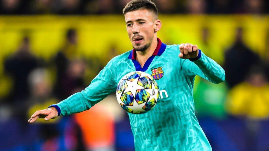 Barça : Clément Lenglet défend Ousmane Dembélé
