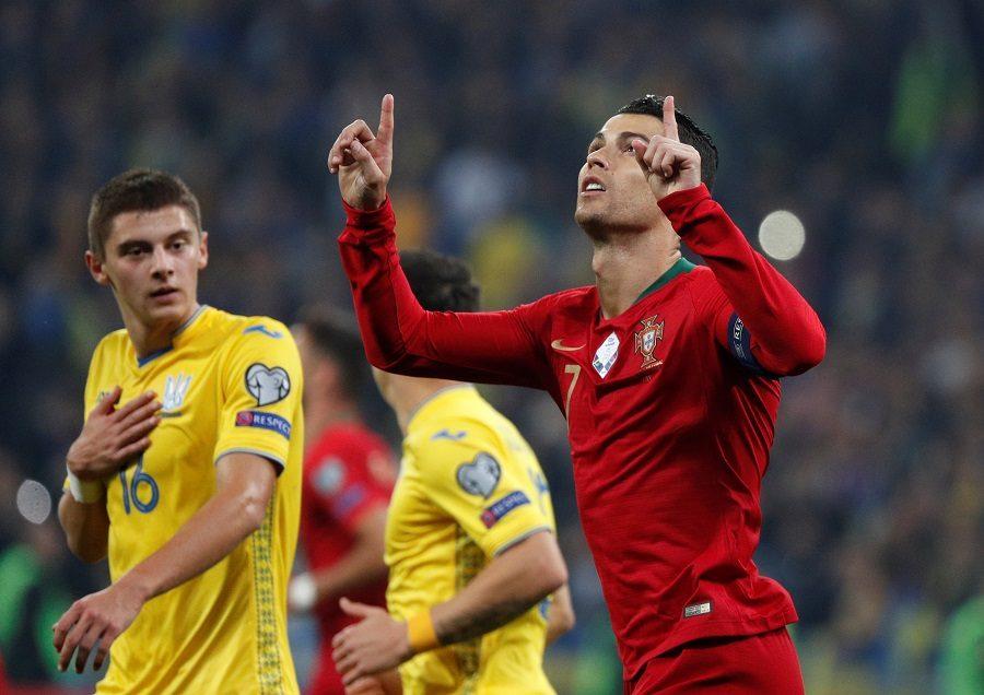 Cristiano Ronaldo a passé la barre des 700 buts