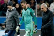 Man United : David De Gea pourrait manquer le clash face à Liverpool
