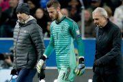 Man United : David De Gea pourrait manquer le clash face à Liverpool