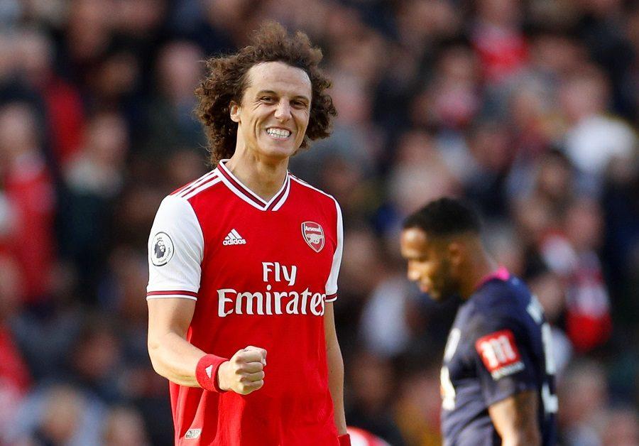 David Luiz ne dit pas non à un retour au Brésil