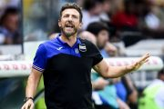 Officiel : la Sampdoria licencie Eusebio Di Francesco
