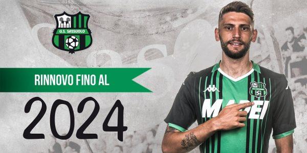 Sassuolo : c'est officiel pour Domenico Berardi