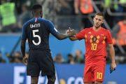 Eden Hazard aurait pu porter le maillot de l'équipe de France
